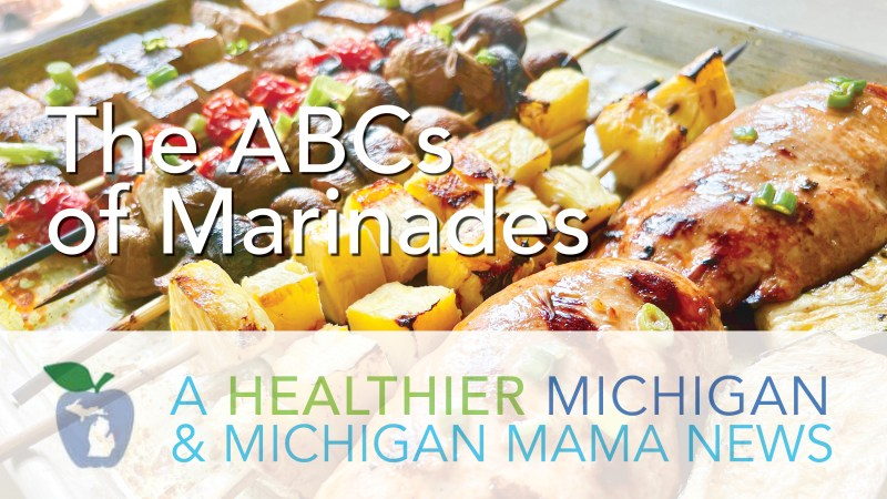 The ABCs of Marinades and Grilling