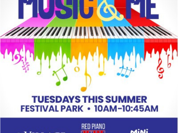 Music & Me at the Village of Rochester Hills-Summer 2021