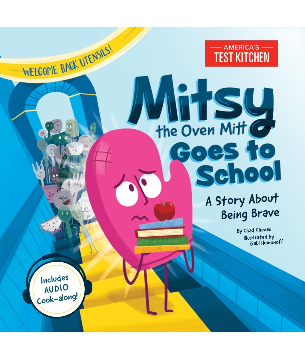 MITSY the Oven Mitt Goes to School – Book Showcase