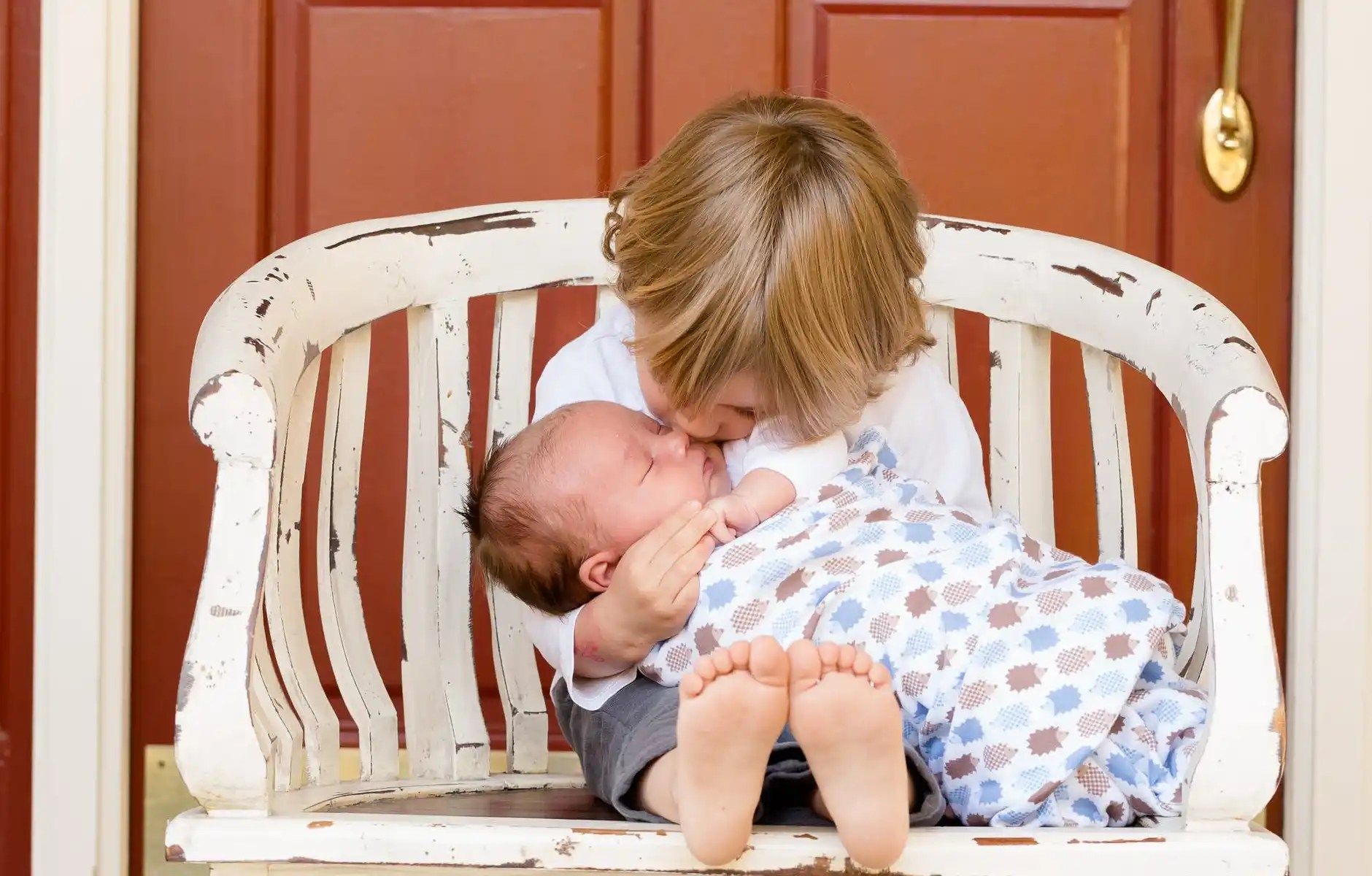 Ready or Not, Here's Your Sibling – Introducing the New Baby…