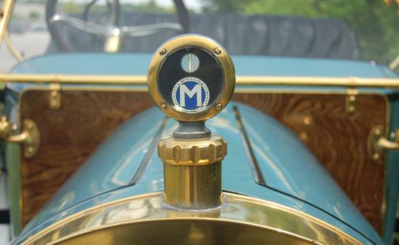 Cesari Model K Radiator Cap 2