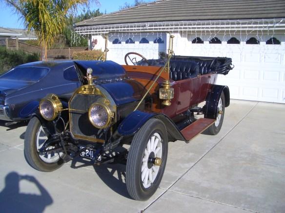 #1001, Model H, 1911