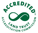 MNA received national recognition when we were awarded accreditation from the Land Trust Accreditation Commission