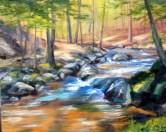 Upper Peninsula Waterfall Keith Latham
