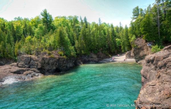 The Upper Peninsula in Michigan A Favorite Vacation Spot