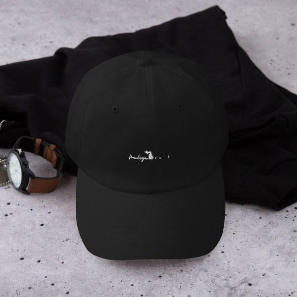 Michigan Travelist baseball hat