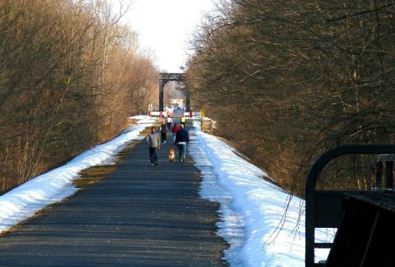Pere Marquette Trail