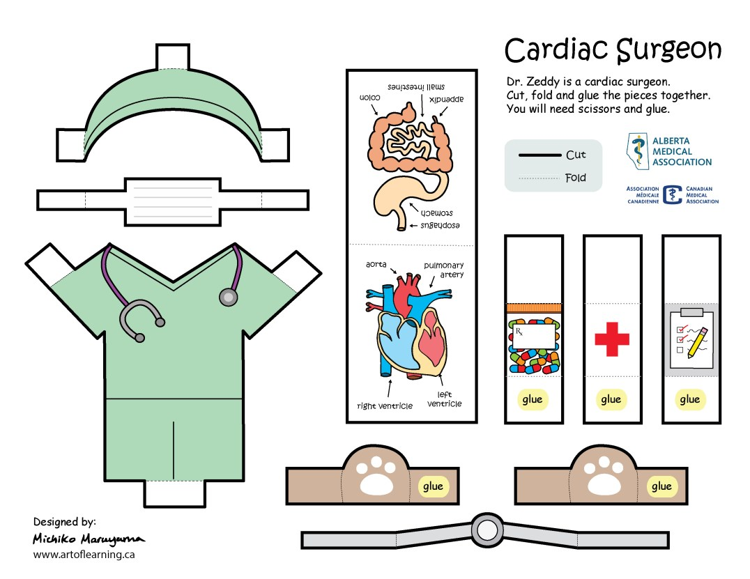 Cardiac Surgeon - Solid Lines, accessories-01