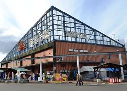 道の駅 舞鶴とれとれセンター:日本海のカニをリーズナブルに ...