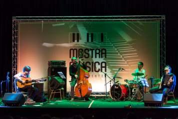 com o Quarteto no WTC