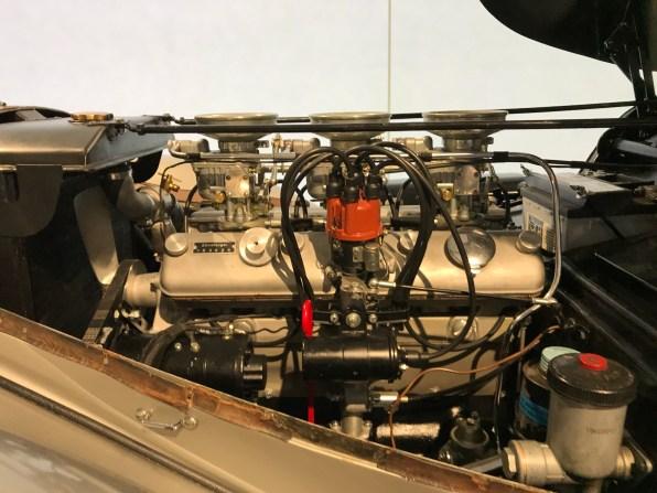 BMW 328 Motor 6 Zylinder