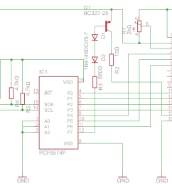 connecting a hd44780 display to a raspberry pimichls tech blog mainboard schematic i2c schematic lcd schematic [ 2839 x 1978 Pixel ]