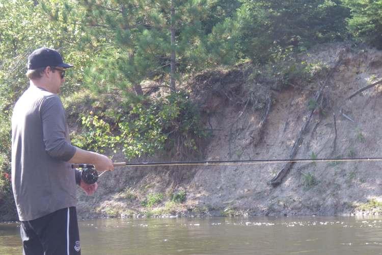 Summer King Fishing