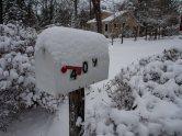 9 fevrier apres-midi : apres la tempete de neige