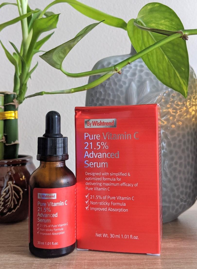 Review Serum Dr Pure : review, serum, L-ascorbic, MICHXMASH