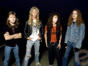 metallica 1986