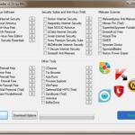 Tous les logiciels de sécurité téléchargeables en un clic avec SSDownloader