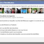 Facebook ajoute la reconnaissance faciale pour ses membres