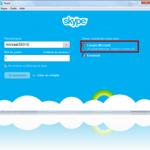 Comment utiliser son compte MSN/Windows Live avec Skype
