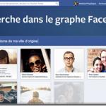 Facebook présente le Graph search en liaison avec Bing