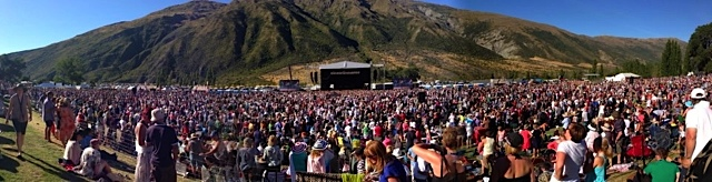 In New Zealand on Tour with Bachman and Turner at Gibson Winery, Pat Benatar and America