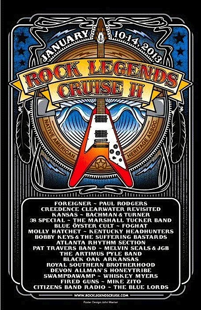 Rock Legends Cruise 2