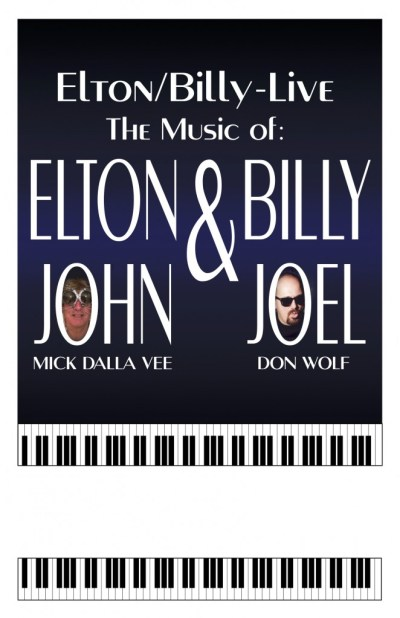 Elton/Billy - Live! Elton John and Billy Joel's Famous Face to Face Concert Playlists recreated live for your listening enjoyment.
