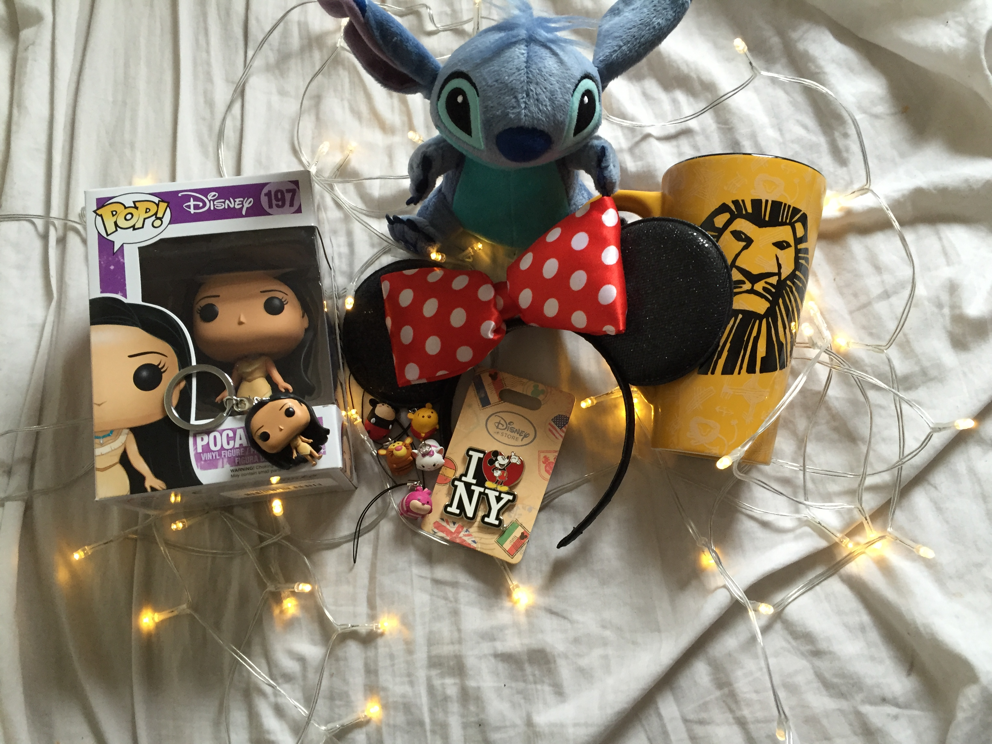 A Teeny Tiny Disney Haul!