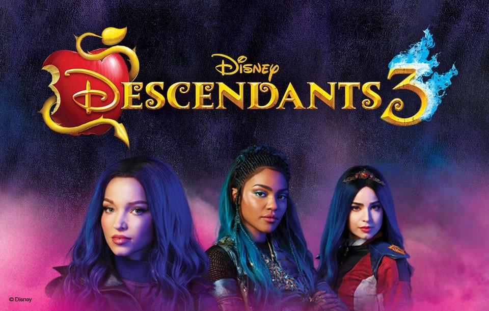descendants 3 premiere on august