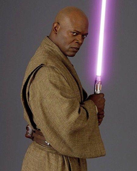 Samuel L Jackson Star Wars : samuel, jackson, Wars:, Samuel, Jackson, Return, Windu?, MickeyBlog.com
