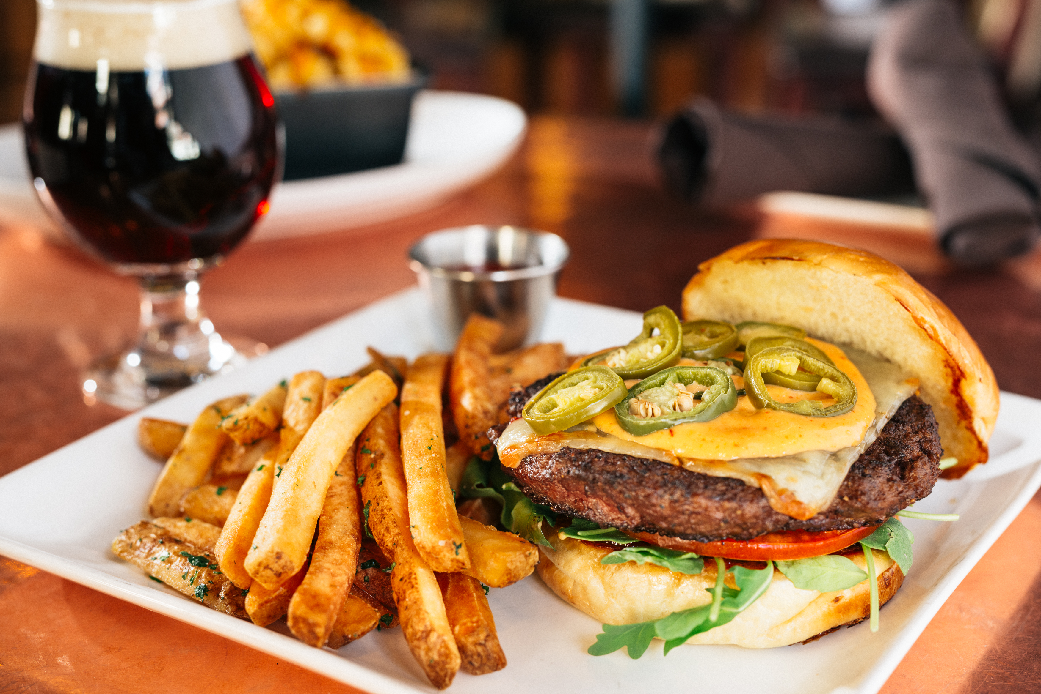 City Works Eatery & Pour House Celebrates NBA Playoffs With New Menu Items - MickeyBlog.com