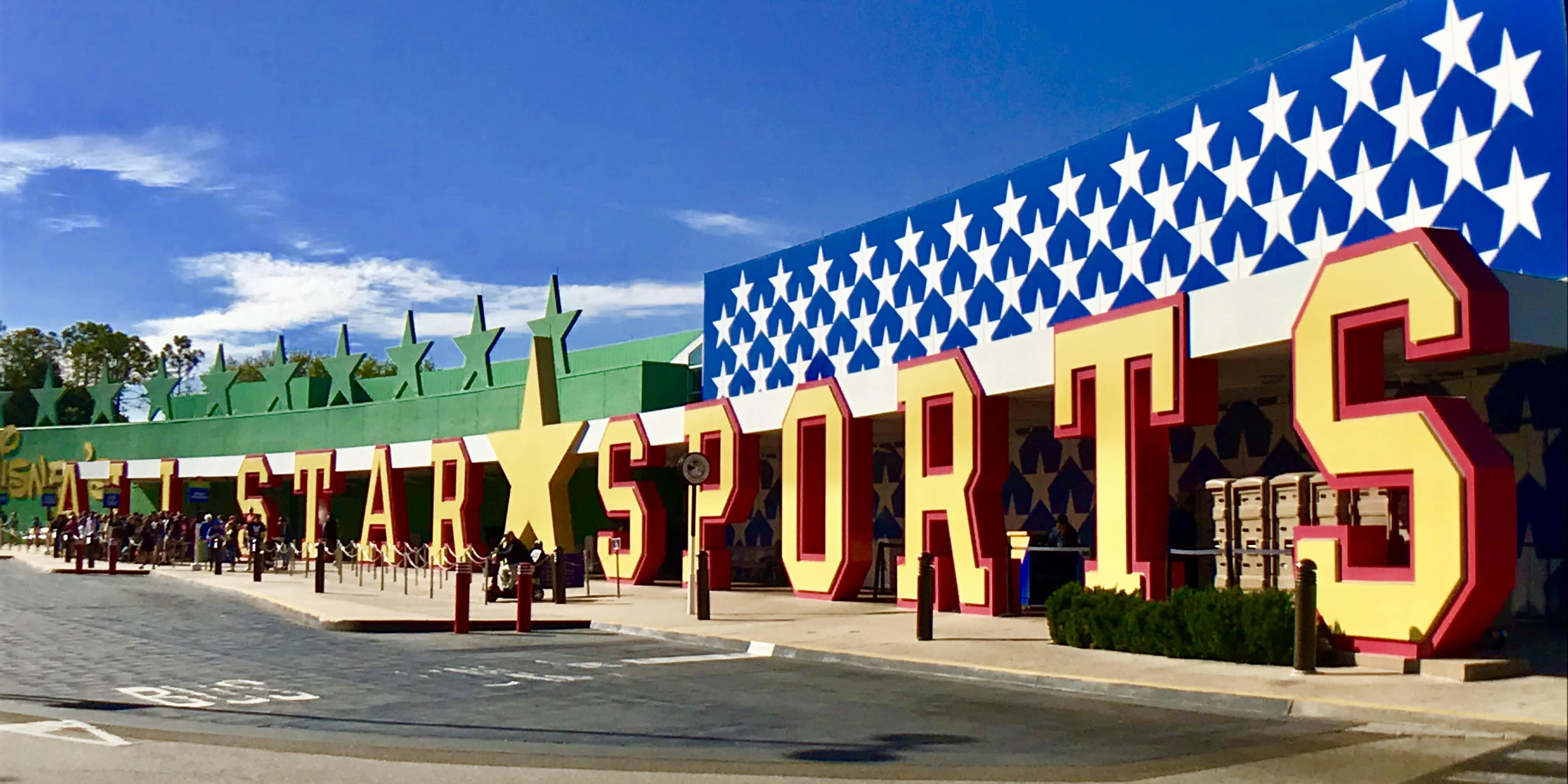 Disney S All Star Sports Review