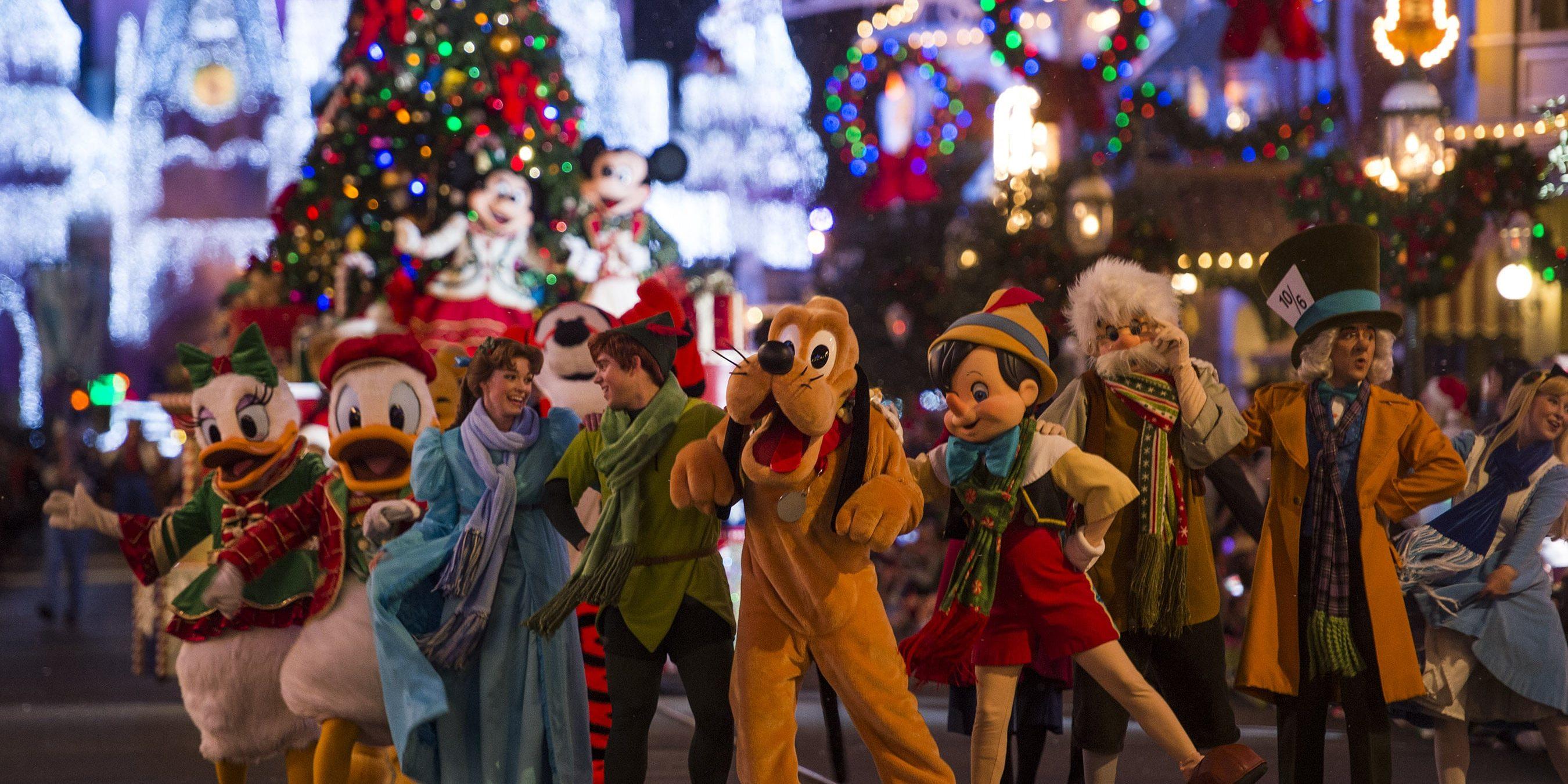 Christmas Events To Enjoy At Disney World