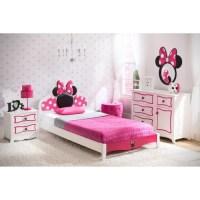 Minnie Mouse 4 Piece Bedroom Set | Mickey Fix