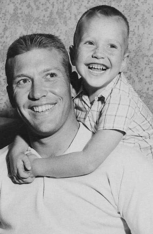Mickey Mantle Jr  Mickey Mantle