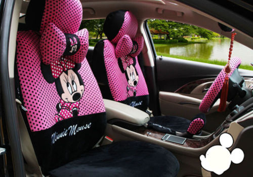 Mickey Mouse Seat Covers Ultimate Collection