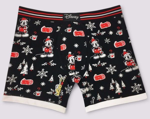 Mickey Mouse Underwear. Loves And Fun