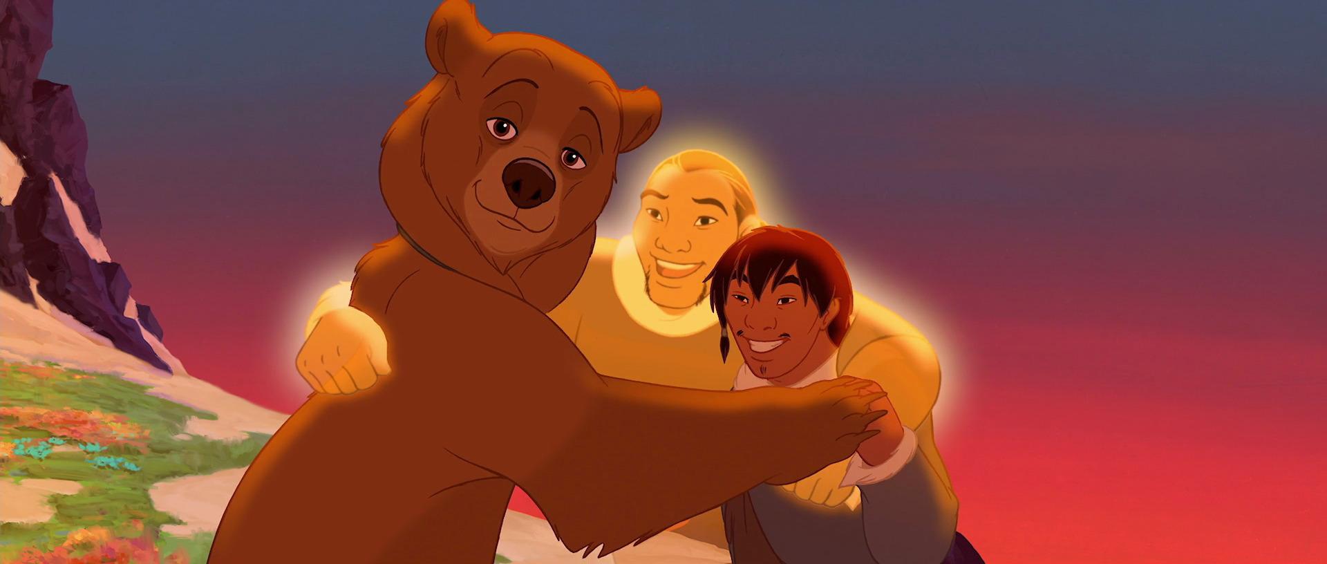 Screencaps Disney Pocahontas 2