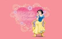 Princess Snow White - Mickey Mouse