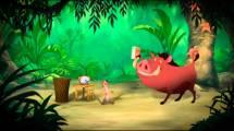 Timon & Pumbaa - Mickey Mouse