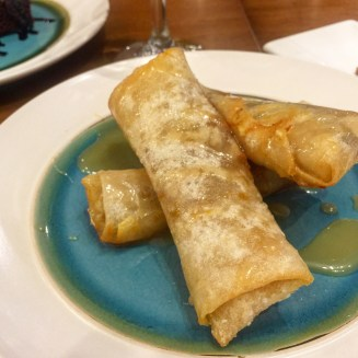 Banana and Mango Turon