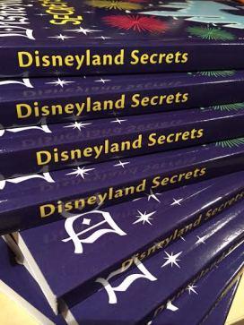 disneyland secrets book photo