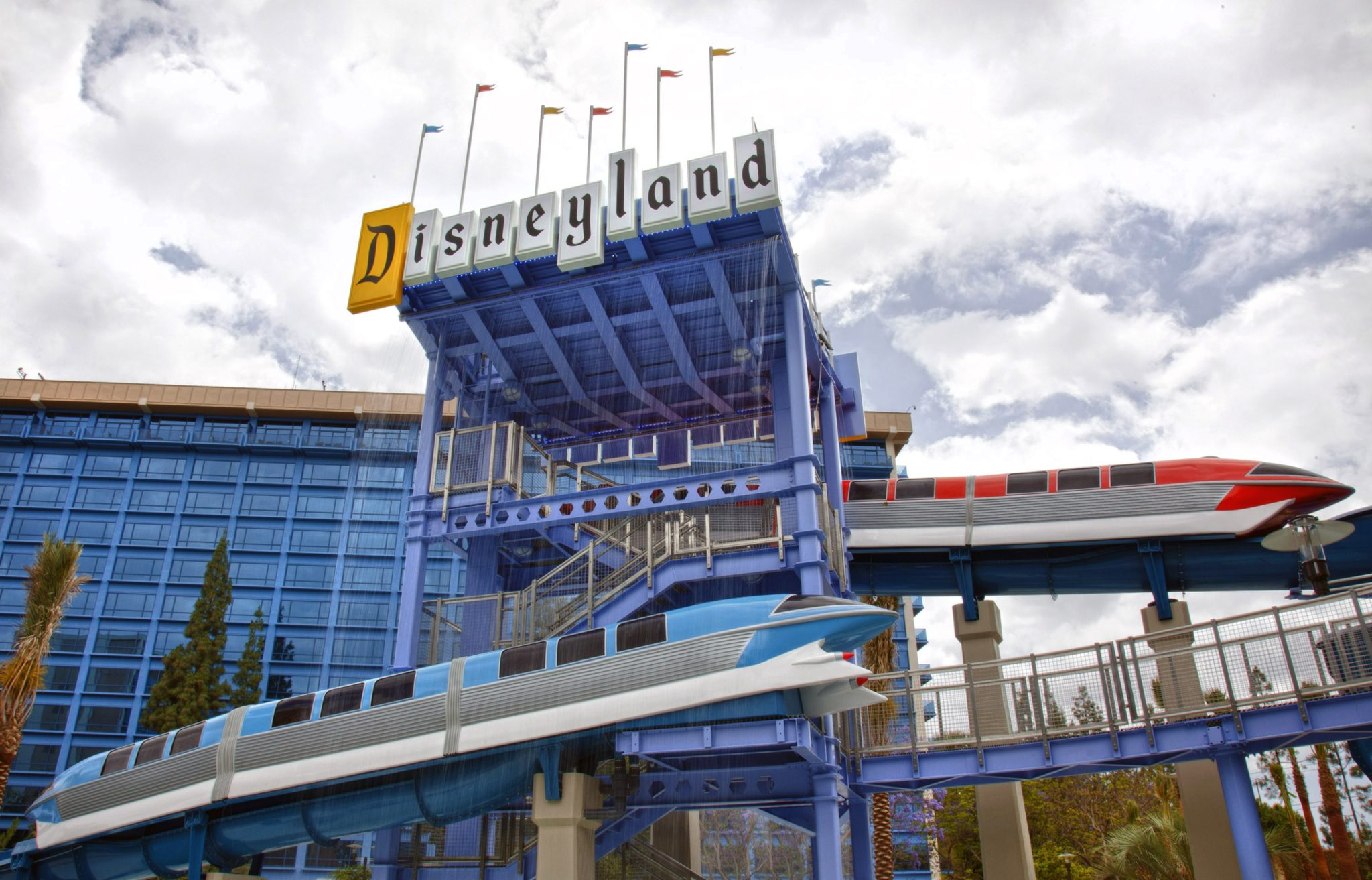 Disneyland Hotel And Park Packages