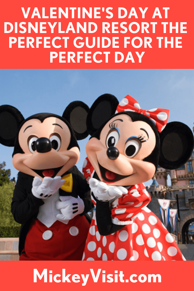 Valentines Day At Disneyland The Perfect Guide For A