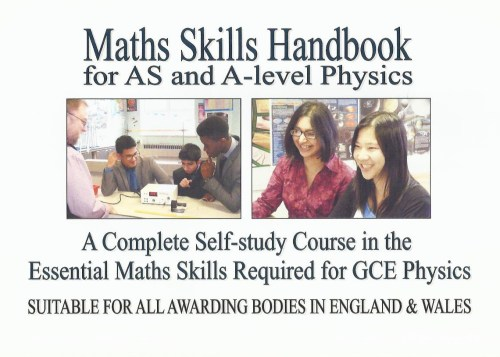 Maths Skills Handbook cover ISBN 9780956470072