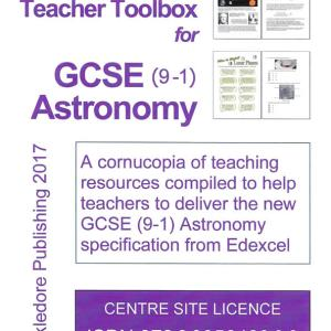 New Teacher Toolbox for GCSE (9-1) Astronomy