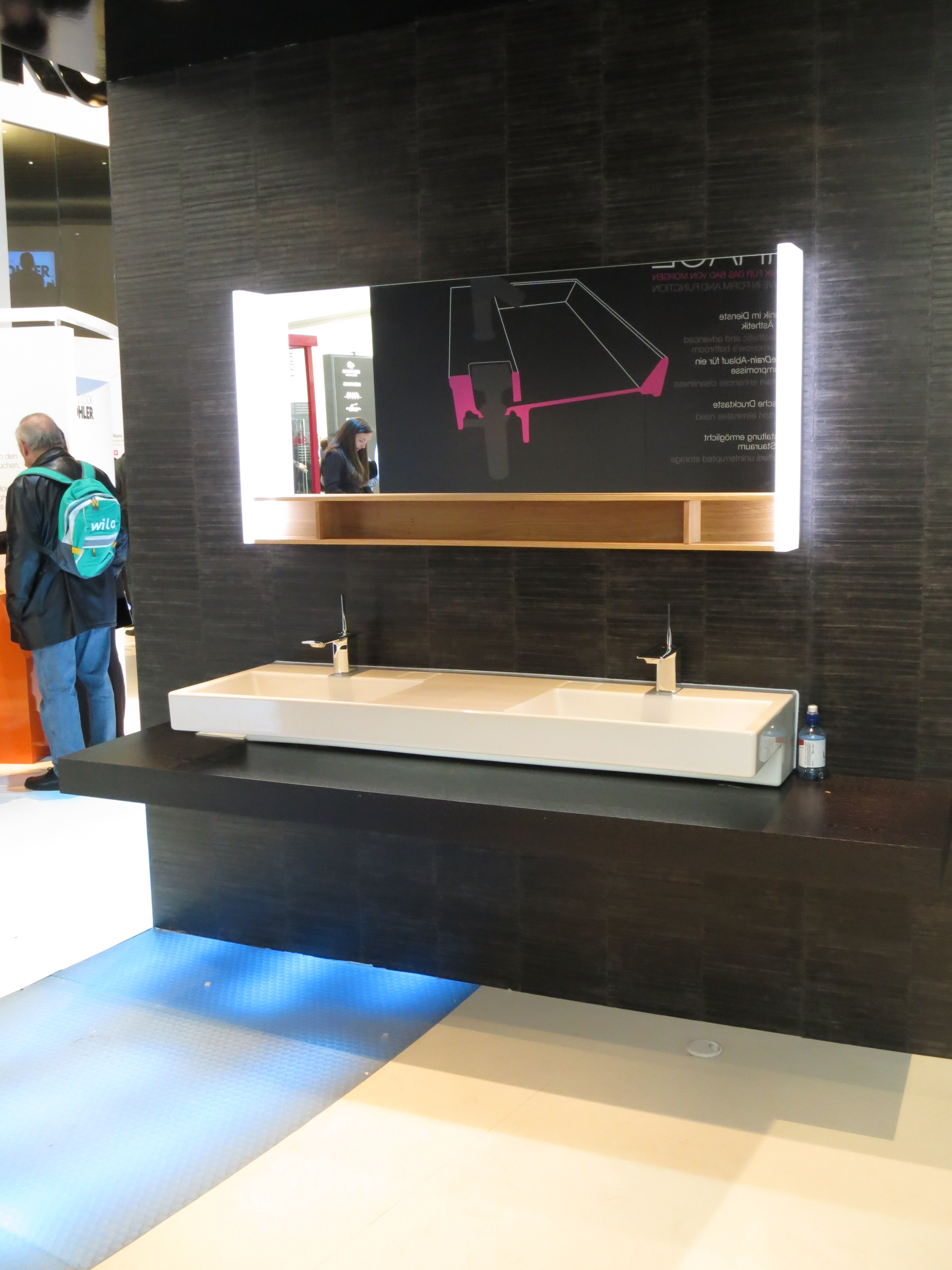 ISH 2013  The Bathroom Experience Show in Frankfurt part