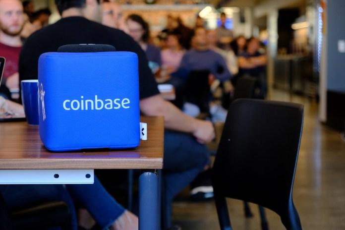 Coinbase user growth