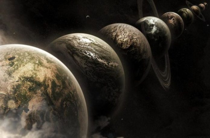 Scientists Discover Evidence Of Parallel Universe Where