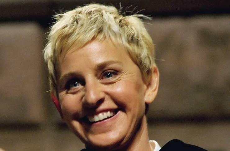 Ellen DeGeneres thinks surrogacy can help her marital problems